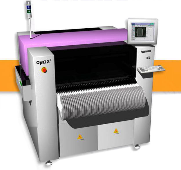 Assembleon Opal-X2 SMD bestuklijn